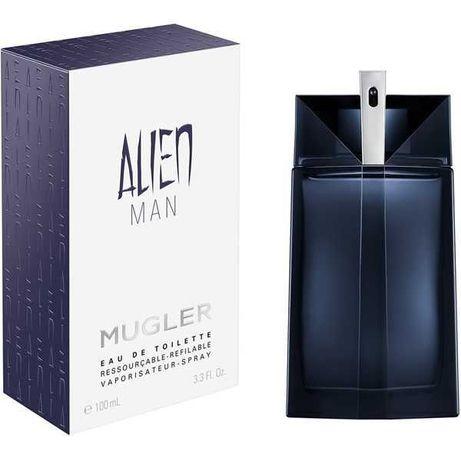 Мъжки парфюм Thierry Mugler Alien Man EDT 100ml.