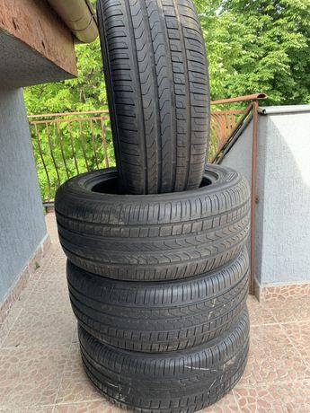 4 бр. перфектни летни гуми 255-55R18 PIRELLI SCORPION VERDE RUN FLAT