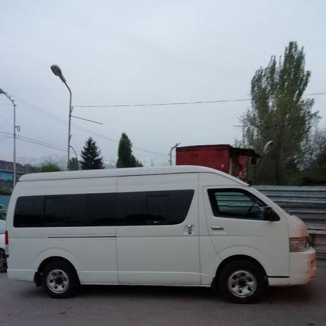 Перевозка пассажиров Аренда, Перевозки Пассажирский Спринтер автобусе