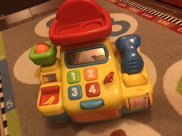 Prima mea casa de marcat muzicala/jucărie fetite/ bebe/cu sunete