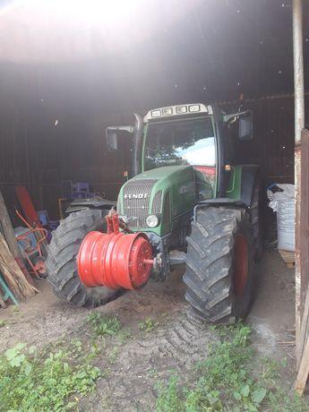 Vand tractor fendt 714 vario