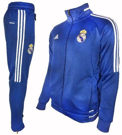 ПРОМО Adidas FC Real Madrid Tracksuit Оригинал