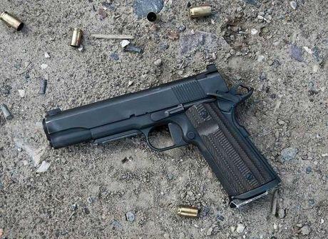 Pistol Airsoft Colt M1911=> Semi-Full METAL 3,8jouli UPGRADE