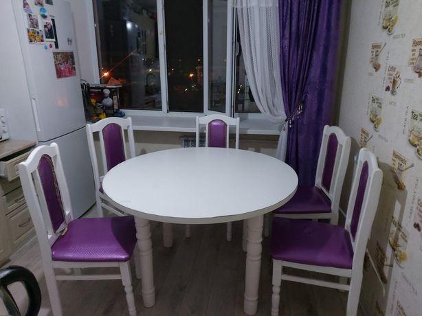 Стол, стулья продам