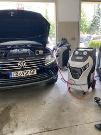 Зареждане на Автоклиматици и ремонт