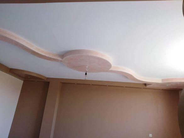 Мазилка и шпакловка на стени и тавани - София