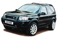 Conversie autorizata RAR- Land Rover Freelander