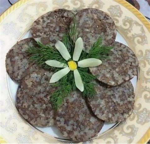 Асип домашная колбаса халяль