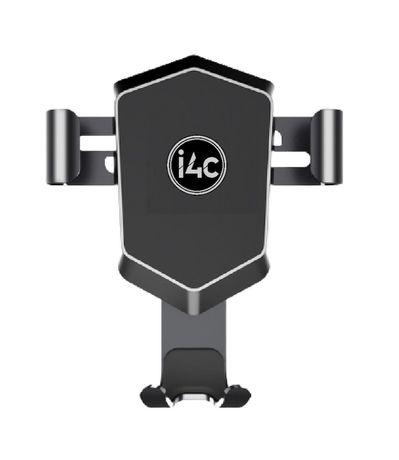 SUPORT auto pentru telefon + INCARCATOR wireless de telefon