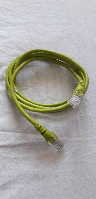 Cablu cu mufa internet la ambele capete