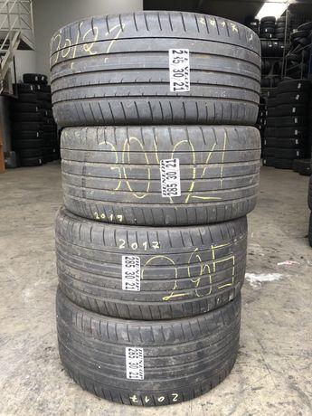 285/30/21 Dunlop Vara factura garantie transport gratuit