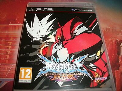 Blazblue Continuum Shift Extend PS3 - Playstation 3 - PS 3