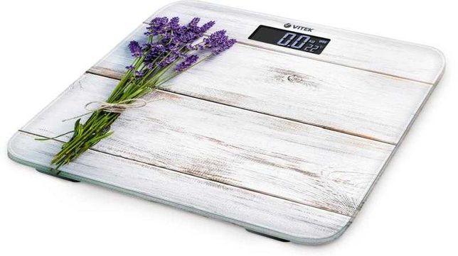 Напольные весы электронные VITEK 180 кг бытовые Гарантия