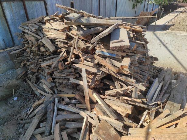 Продам дрова рубленные мкр думан