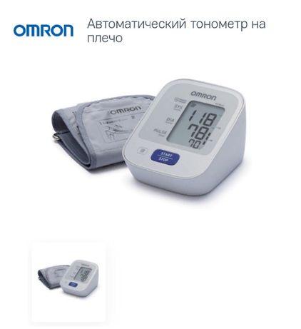 Omron тонометр М2 Basic (манжета 22-32 см, адаптер) автомат.на плеч