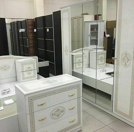 """Спальный гарнитур """"Грация """" 5д мебель со склада"""