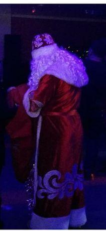 Продам костюм деда мороза и снегурочки
