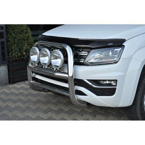 Bullbar fata Volkswagen Amarok 16+ cu suport pentru proiectoare