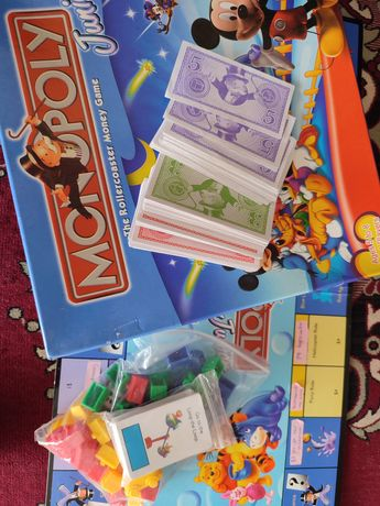 MONOPOLY (The Rollercoaster Money Game)
