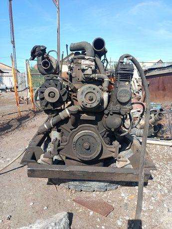 Продам двигатель д245 турбированный евро 2 с коробкой и сцеплением