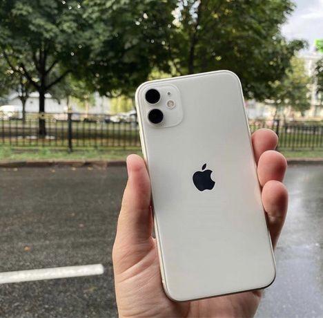 Apple iPhone 11 64 ГБ white EAC гарантия