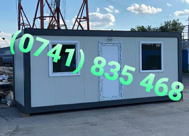 Container tip birou vestiar sanitar modular casa garaj magazin vitrina