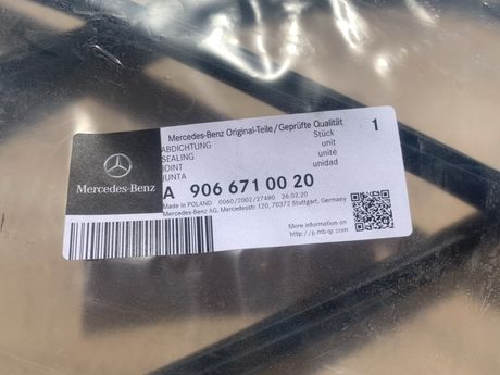 Mercedes Sprinter/Volkswagen Crafter
