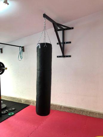 Suport sac de box 120 cm de la perete