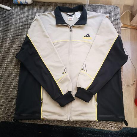 Hanorac bluza original Adidas L - XL arata impecabil puțin folosit