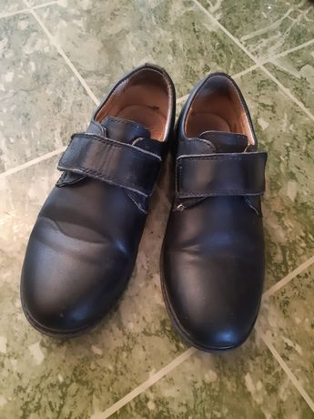 Туфли школьные для мальчика р.32