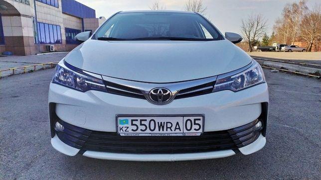 Toyota Corolla в идеальном состоянии