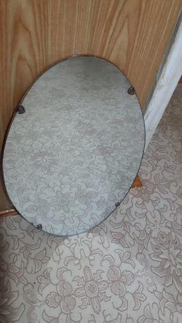 Зеркало овальное 70 х 45 см