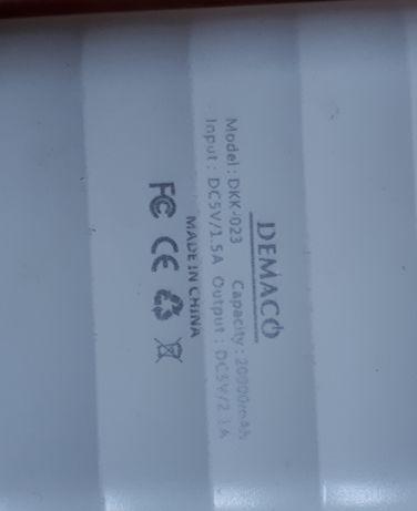 Вайфай роутер Altel. Power bank DEMACO портативное зарядное устройство