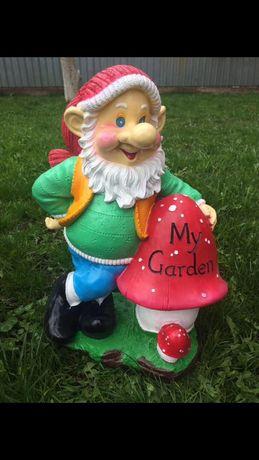 Садовые статуэтки