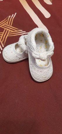 Обувки NEXT за бебе 11 см