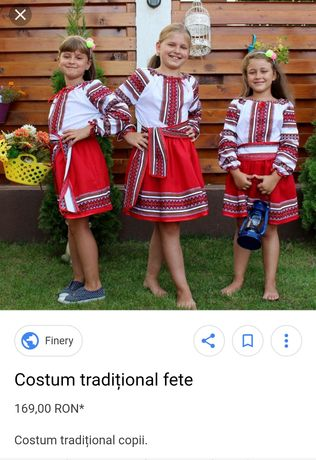 Costum popular, național, tradițional