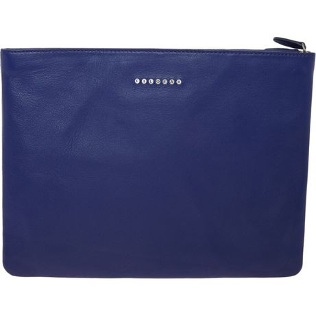 Нов! FILOFAX iPAD калъф/чанта от естествена кожа
