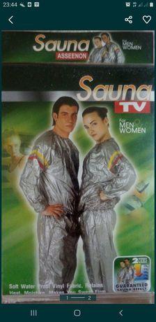 Сауна костюм для занятий спортом
