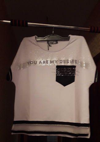 Продам футболку новую