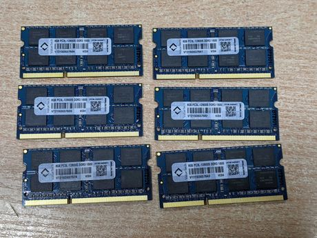 8GB DDR3 памет за лаптоп SO-DIMM RAM + Гаранция 12м. и фактура