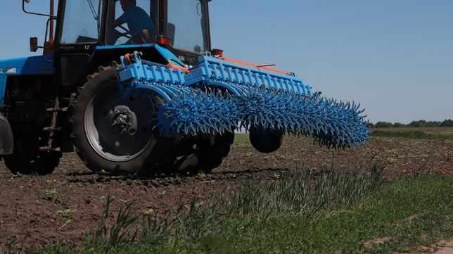 Ротационная борона-мотыга 3/18 метра захвата