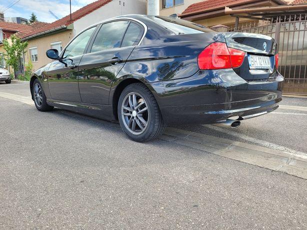 Vand BMW 320-An 2011