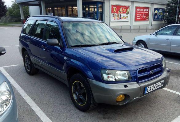 Продавам Subaru forester 2,0 turbo