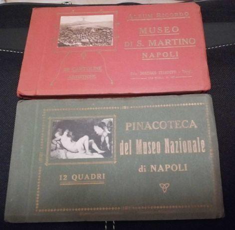 Albume cu cărți poștale vechi de colecție anii 20