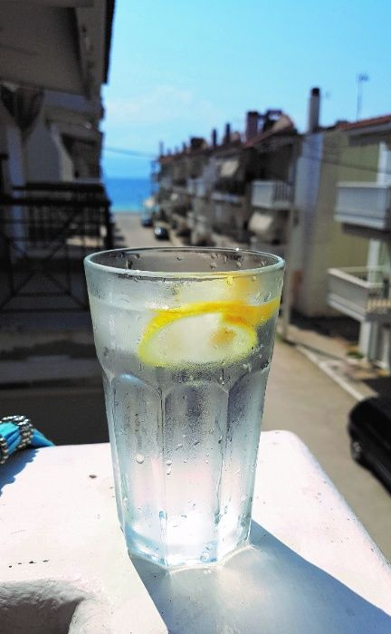 """Апартамент """"Синьо лято""""-/малък-за двама/ в Паралия Офринио - Гърция"""