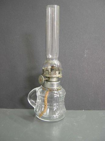 Lampa de petrol, miniatura, decor