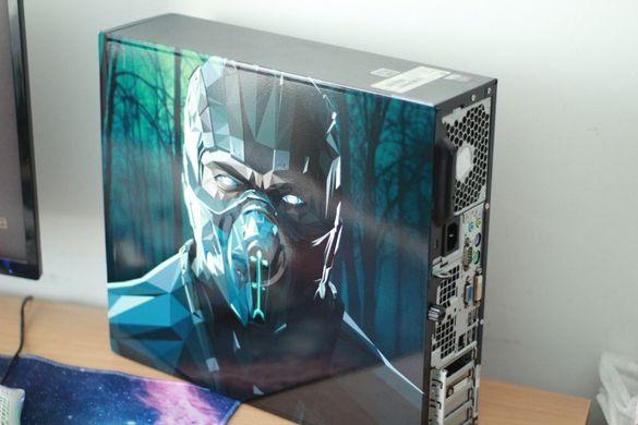 Геймърски компютър i3 3200/8ram/500hdd/2gb video/ Работа+ игри+учене!