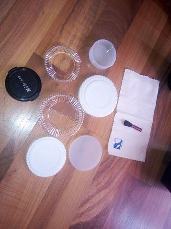 Carcasa pentru filtru uv nikon nikkor,piese rare cp-3,cp-6