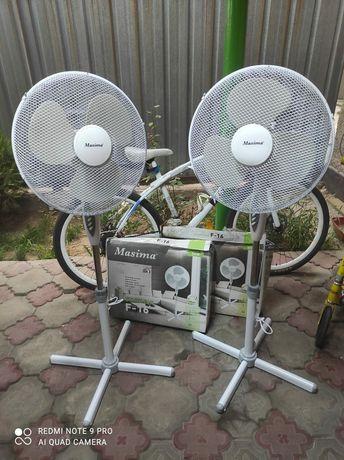 Продаётся напольный вентилятор MASIMA
