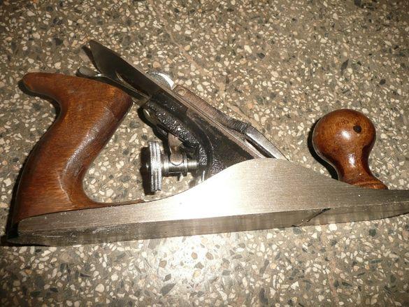 дърводелско ренде - метално